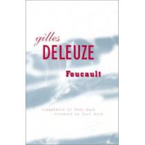 Foucault by Gilles Deleuze, 9780816616756