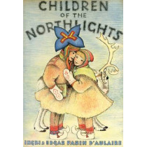 Children of the Northlights by Ingri D'Aulaire, 9780816679232