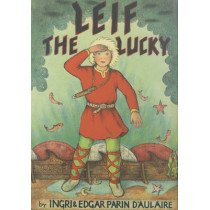 Leif the Lucky by Ingri D'Aulaire, 9780816695454