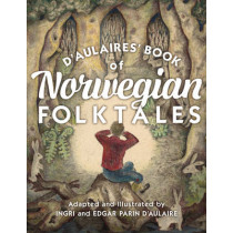 d'Aulaires' Book of Norwegian Folktales by Ingri D'Aulaire, 9780816699322
