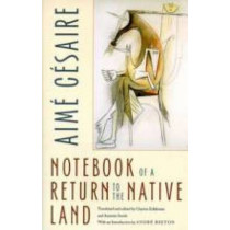 Notebook of a Return to the Native Land by Andre Breton, 9780819564528
