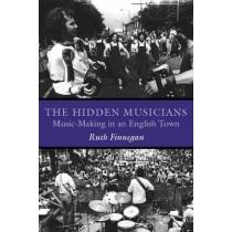 The Hidden Musicians by Ruth Finnegan, 9780819568533