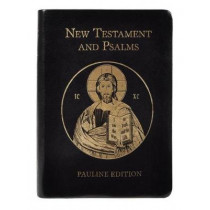 New Testament and Psalms by New American Bible Revised Edition (Nabre), 9780819851871
