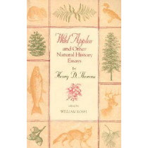 Wild Apples and Other Natural History Essays by Henry David Thoreau, 9780820324135
