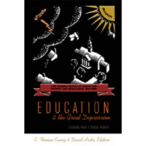Education and the Great Depression: Lessons from a Global History by E. Thomas Ewing, 9780820471433