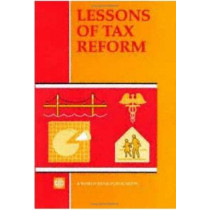 LESSONS OF TAX REOFRM, 9780821319062