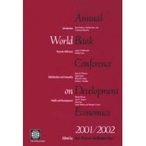 Annual World Bank Conference on Development Economics 2001/2002 by Boris Pleskovic, 9780821350447
