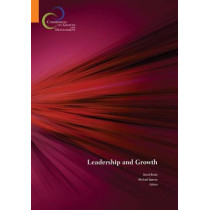 Leadership and Growth by Michael Spence, 9780821381007