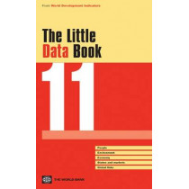 The Little Data Book 2011 by World Bank, 9780821388594