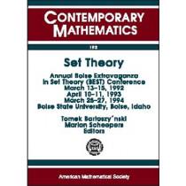 Set Theory, 9780821803066