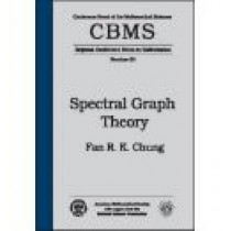 Spectral Graph Theory by Fan R. K. Chung, 9780821803158