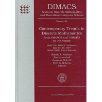 Contemporary Trends in Discrete Mathematics: From DIMACS and DIMATIA to the Future, 9780821809631