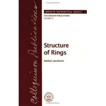 Structure Of Rings, 9780821810378