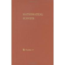 Mathematical Surveys, 9780821815175