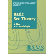 Basic Set Theory by A. Shen, 9780821827314