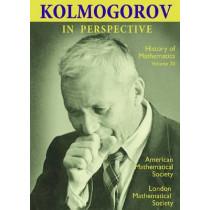Kolmogorov in Perspective, 9780821829189