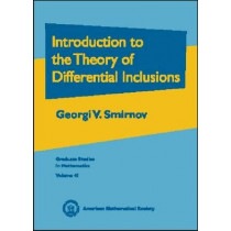 Introduction to the Theory of Differential Inclusions, 9780821829776