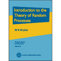 Introduction to the Theory of Random Processes by N. V. Krylov, 9780821829851