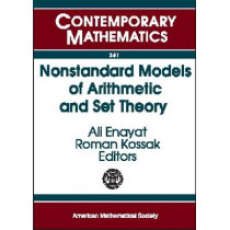 Nonstandard Models of Arithmetic and Set Theory, 9780821835357