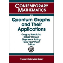 Quantum Graphs and Their Applications by Gregory Berkolaiko, 9780821837658