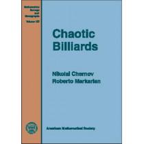 Chaotic Billiards, 9780821840962