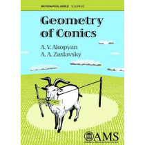 Geometry of Conics, 9780821843239