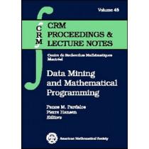 Data Mining and Mathematical Programming, 9780821843529