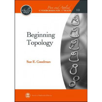 Beginning Topology, 9780821847961