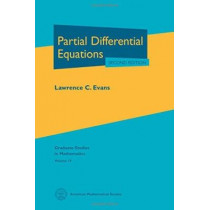 Partial Differential Equations by Lawrence C. Evans, 9780821849743