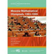 Moscow Mathematical Olympiads, 1993-1999 by Roman Fedorov, 9780821853634