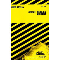 CliffsNotes on Austen's Emma by Thomas J. Rountree, 9780822004349