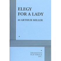 Elegy for a Lady by Miller, 9780822203568