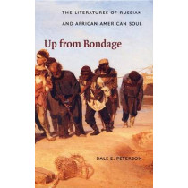 Up from Bondage: The Literatures of Russian and African American Soul by Dale E. Peterson, 9780822325604
