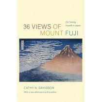36 Views of Mount Fuji: On Finding Myself in Japan by Cathy N. Davidson, 9780822339137