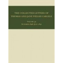 The Collected Letters of Thomas and Jane Welsh Carlyle: October 1856-July 1857 by Kenneth J. Fielding, 9780822366324