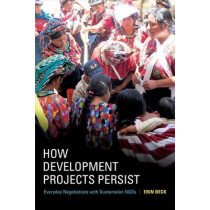 How Development Projects Persist: Everyday Negotiations with Guatemalan NGOs by Erin Beck, 9780822369615