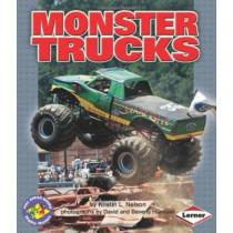 Monster Trucks by Kristin Nelson, 9780822506058