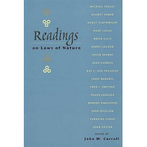 Readings On Laws Of Nature by John W. Carroll, 9780822958529