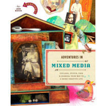 Adventures In Mixed Media by Jane Davies, 9780823000814