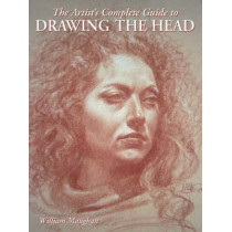 The Artist's Complete Guide To Drawing The Head by William Maughan, 9780823003594