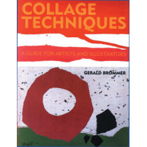 Collage Techniques by Gerald Brommer, 9780823006557
