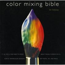 Color Mixing Bible by Ian Sidaway, 9780823007233