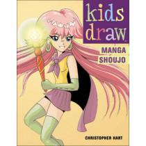 Kids Draw Manga Shoujo by Christopher Hart, 9780823026227