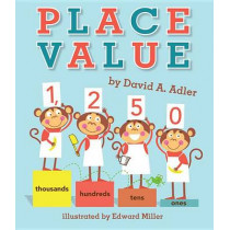 Place Value by David A Adler, 9780823437702