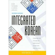 Integrated Korean: Beginning 2 book, 9780824835156