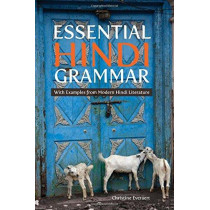 Essential Hindi Grammar: With Examples from Modern Hindi Literature by Christine Everaert, 9780824871857