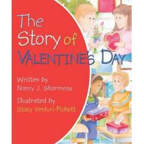 The Story of Valentines Day by Nancy J. Skarmeas, 9780824919139
