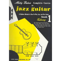 Mickey Baker's Complete Course in Jazz Guitar by Mickey Baker, 9780825652806