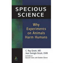 Specious Science by C.Ray  Greek, 9780826415387
