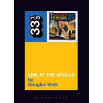 James Brown's Live at the Apollo by Douglas Wolk, 9780826415721